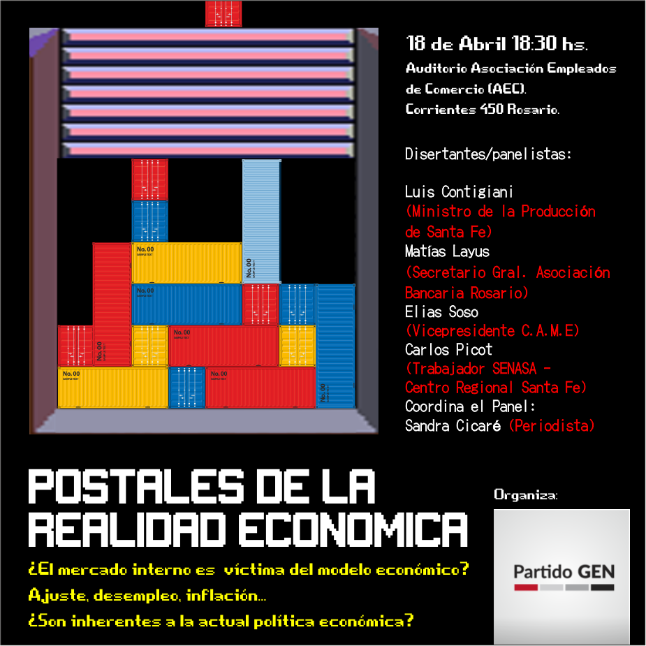 Postal digital del evento